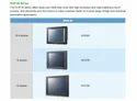 DOP-W105B 10-Inch WinCE HMI