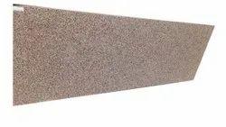 Polished Royal Gold Granite Slab, Flooring, Thickness: 17mm