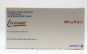 Clexane 60 mg/0.6 ml Enoxaparin Injection