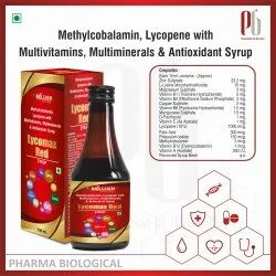 Lycomax Red Syrup
