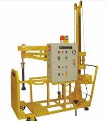 Aluminum Mobile De-Gassing Machine
