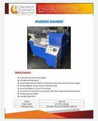 Warping Needle Loom Machine