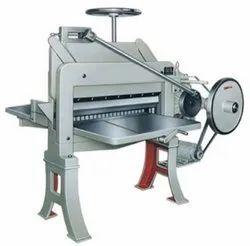 Semi-Automatic Notebook Cutting Machine