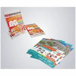 Paper Flyers Leaflets Pamphlet Printing Service, in Pan India