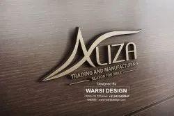 3D Company Logo Design