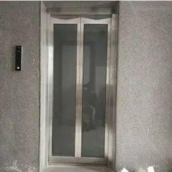 Glass Automatic Elevator Doors