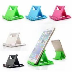 Fold Stand Plastic Mobile Holder