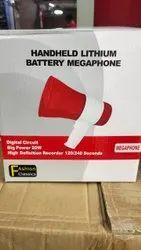 Handheld Lithium Battery Megaphone