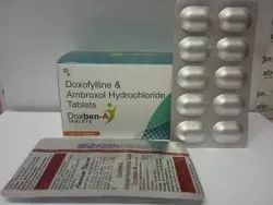 Doxofylline and Ambroxol Hydrochloride Tablets