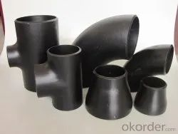 CS Welded Pipe Fittings Manufacturer