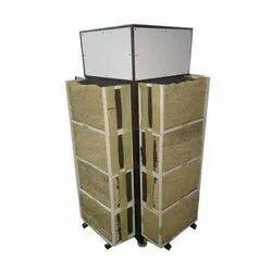 Mild Steel Automatic Incense Stick Dryer Machine, Capacity: 200KG