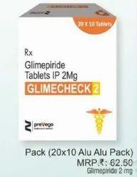 Glimepiride Tablets IP