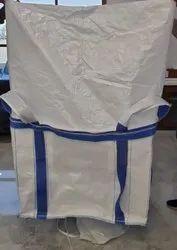 Duffle Top And Spout Bottom FIBC Bulk Bag