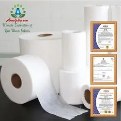 Standard Melt Blown Pads And Rolls For Cleaning Spills On Land And Water