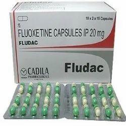 Fludac Capsule (Fluoxetine)