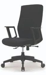 Korean Office Chair, Black