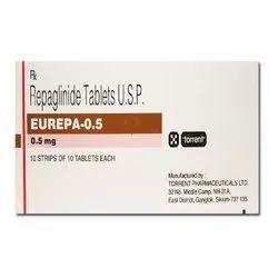Eurepa Tablet (Repaglinide)