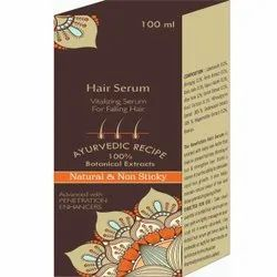 Hair Serum Vitalizing Serum For Falling Hair Botanical Extracts Ayurvedic Extracts Oil