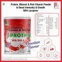 Mecphar Pharma Bprotmac With Dha & Lycopene, Pharma Biological, 200 Gm