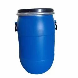 SPP Blue HDPE Drums, For Chemical Storage, Capacity: 30 To 80 Ltrs