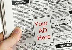 NewsPaper Advertising And Radio Broadcast