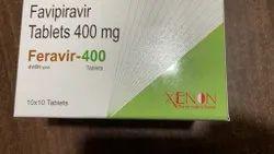 Feravir-400 Favipiravir 400 mg tablets