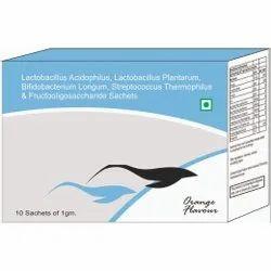 Lactobacillus Acidophilus, Lactobacillus Ccharide Sachets