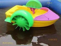Kid's Paddle Boat
