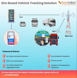200 Meter Wireless SIM Based Tracking, For Truck