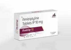 Amitriptyline 10 Mg Tablets