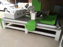 ATC With Acrylic Cutting Machine