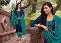 Kessi Zaraa Jam Silk With Embroidery Work Dress Material Catalog