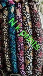 N K Prints Nighty Fabrics