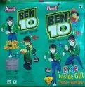 Amrit Foods Fried Snacks Fryums Ben 10