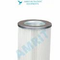 Threaded Connection Dust Collection Pleated Filter Bag