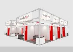 exibition Exhibition Stall Hire Service, Pan India