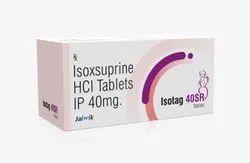 Isoxsuprine Hydrochloride 40 Mg Tablet