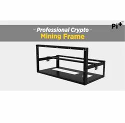 Pi+ PiPlus  Professional Crypto Mining Rig Frame for Crypto Mining Bitcoin ETH ETC ZEC