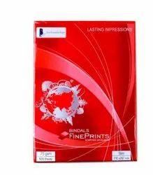 75 Gsm Bindal Copier Paper
