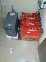 Luminous Inverter And Batteries