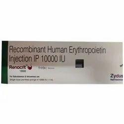Renocrit 10000 Iu Injection