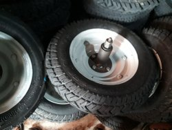 Wheelbarrow Tyre 3.50 X 8