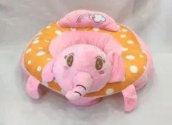 Foam Pillow Pink Elephant Baby Sofa Chair