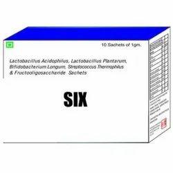 Lactobacillus Acidophilus, Lactobacillus Plantrum, Bifidobacterium Longum, Streptococcus
