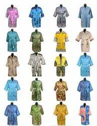 Old Silk Sari Kimono