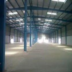 MS Panel Build PEB Sugar Industries Building