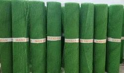 HDPE Green 15mm,4mm,6mm,8mm,12mm,15mm,18mm Square Wire Mesh