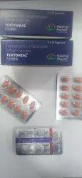 Testosterone Undecanoate Softgel Capsules