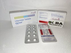 Ulipristal Acetate 5mg Tablets