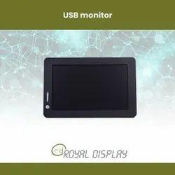 7 Inch USB Monitor